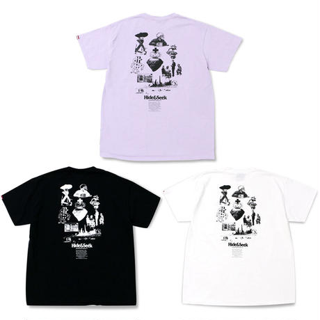 Collage S/S Tee(21ss)