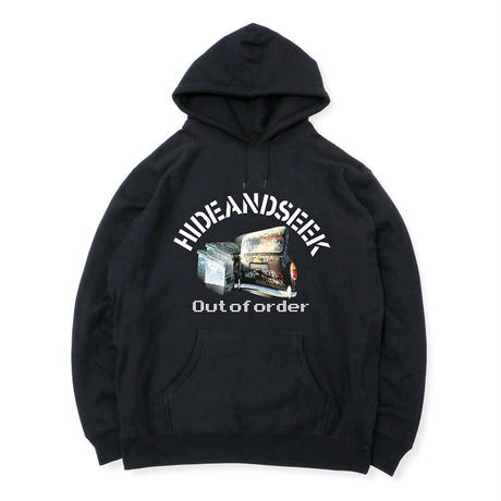 Out Of Order HoodedSwet Shirt
