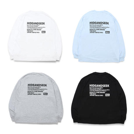 Tag L/S Tee(21aw)