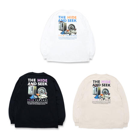 THE H&S Logo L/S Tee