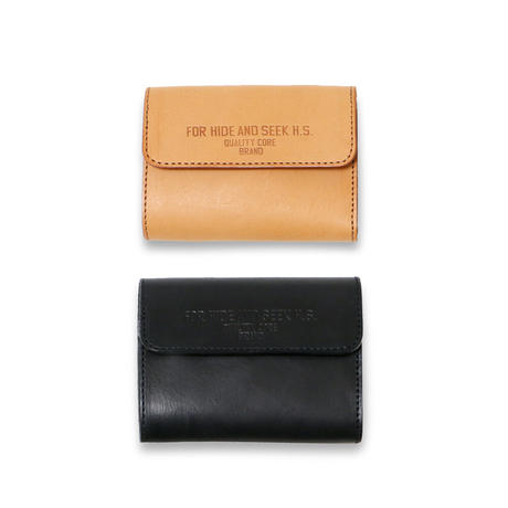 Leather Folded Wallet