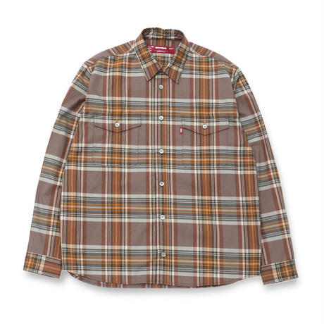 Flannel Shirt(21aw)