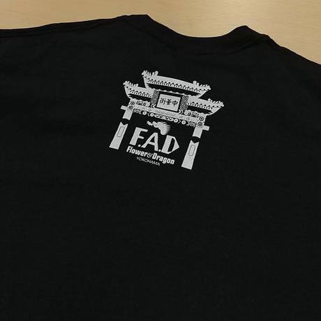 FADxRYDEEN LONG K-shirt (ブラック)