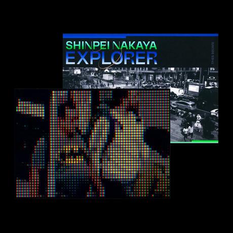 "EXPLORER ""TIMES SQUARE"": 5 POSTCARDS -Shinpei Nakaya"