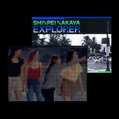 """EXPLORER """"WAIKIKI"""": 5 POSTCARDS -Shinpei Nakaya"""