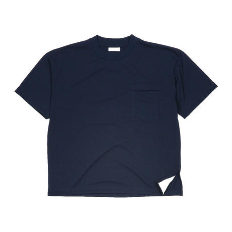 Et-baas CAPABLE-TSHIRTS (color : NAVY)