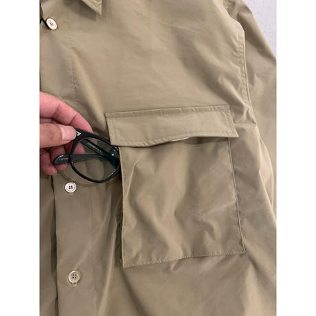 【Et baas CAPABLE Shirts】ケイパブル シャツ(全3種選択)