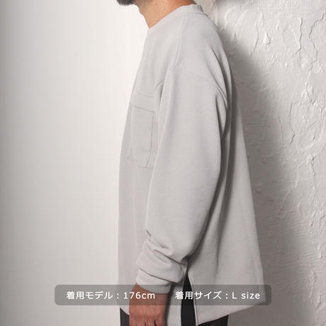 【Et baas CAPABLE Waffle L/S-T】ワッフルTシャツ(全4種選択)