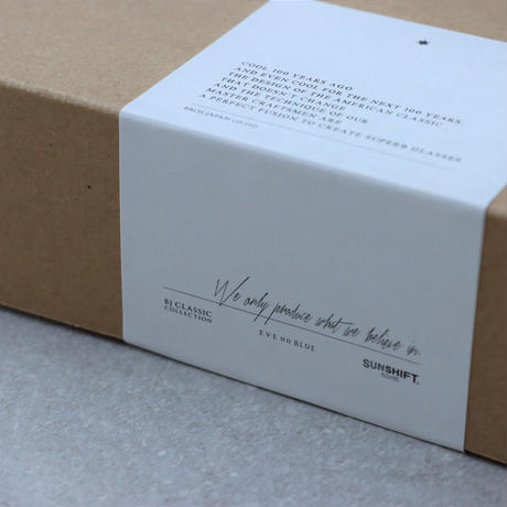 GIFT BOX ~EYEWEAR CLOTH(メガネ拭き) ✕ EYEWEAR WASH(メガネクリーナー)~【CLOTH DESIGN : Peony】
