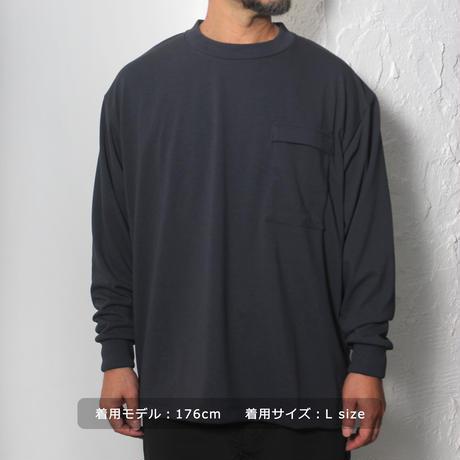 【Et baas CAPABLE L/S-T】ケイパブル  ロングTシャツ (全5種選択)