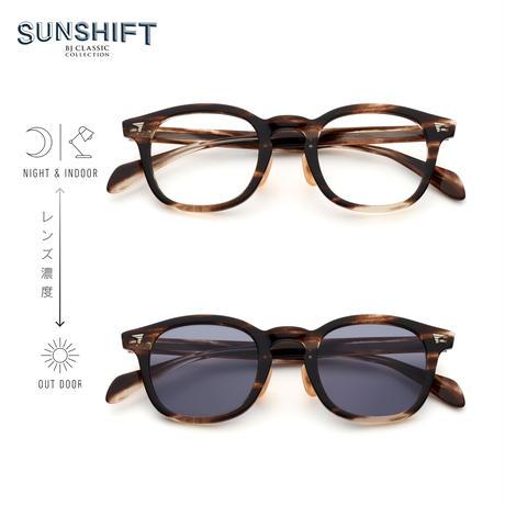 SUNSHIFT® / S-P551  30 クロササ(SUNSHIFT®レンズ:クリア⇄グレー)