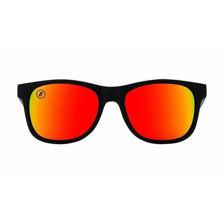 (ブレンダーズ アイウェア) BLENDERS EYEWEAR サングラス THE SHOW X2 Black/Red Mirror (M CLASS) (THE-SHOW-M)
