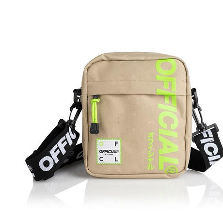 (オフィシャル)Official Shibuya Hip Utility Bag (Desert Volt) ショルダーバッグ