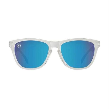 (ブレンダーズ アイウェア) BLENDERS EYEWEAR サングラス NATTY McNASTY Clear/Sky Blue Mirror (L CLASS)