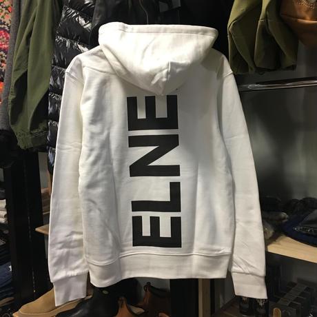 eleven nine(イレブンナイン) バックデカロゴ スウェット・パーカー(裏パイル)(RARETE/SPEND/RUDE/ラルテ/スペンド/ルード風)