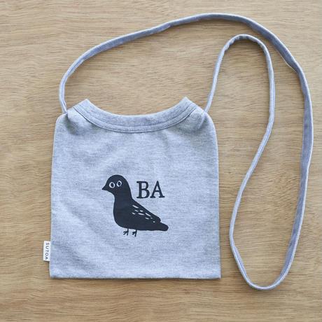 T-SHIRT BAG・HATOBA/ S