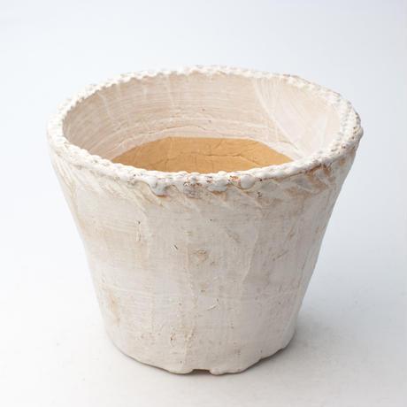 陶器製(4号ポット相当)多肉植物の欲しがる植木鉢 SMLL-5881