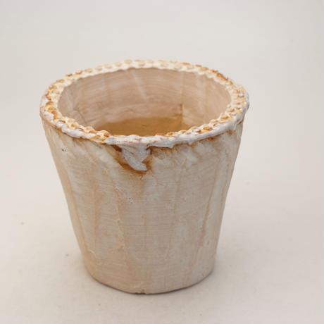 陶器製(3号ポット相当)多肉植物の欲しがる植木鉢 NSM-9949
