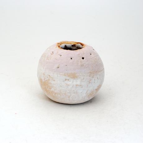 陶器製 多目的自由な植木鉢 ETc-7655パープル