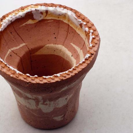 陶器製 植木鉢  ICMc-ミカゲ-8236