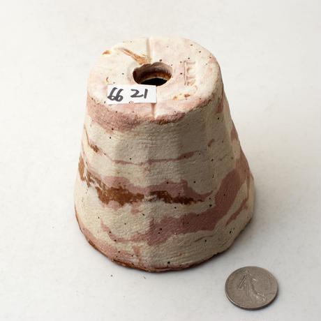 陶器製(2号ポット相当) 植木鉢 AAMcミカゲ-6621