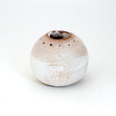陶器製 多目的自由な植木鉢 ETc-7656ブラウン