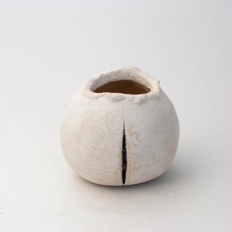 陶器製 多目的自由な植木鉢 TG-割れ-5069