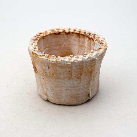 陶器製(2号ポット相当)多肉植物の欲しがる植木鉢 PR-9167