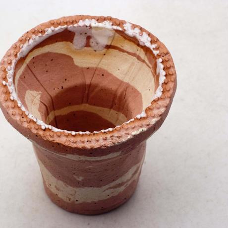 陶器製 植木鉢  ICMc-ミカゲ-8234
