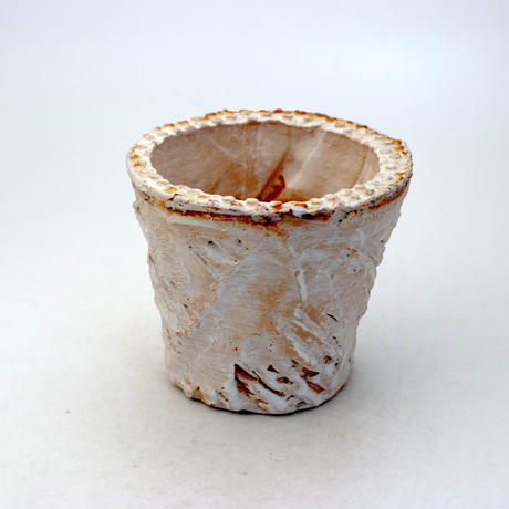 陶器製(2.5号ポット相当)多肉植物の欲しがる植木鉢 OPS-8908