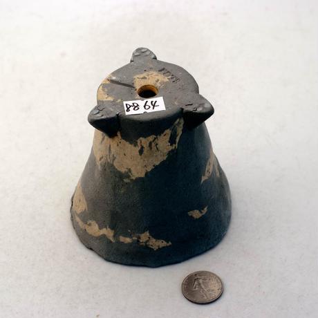 陶器製 植木鉢 ICMcdミカゲ-8864グリーン