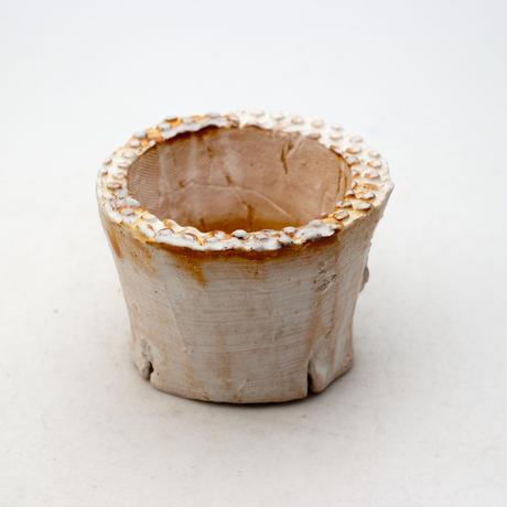陶器製(2号ポット相当)多肉植物の欲しがる植木鉢 PR-9165