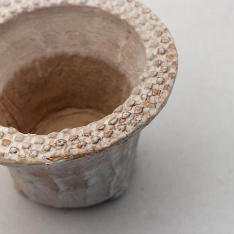 陶器製 多肉植物の欲しがる植木鉢 IBMd-9064