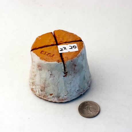 植木鉢 陶器(1.5号ポット相当)多肉植物の欲しがる植木鉢 SMSSc-2220グリーン