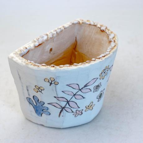 陶器製 植木鉢 HPil-8701