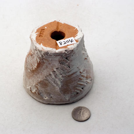 陶器製(2.5号ポット相当)多肉植物の欲しがる植木鉢 OPS-8204