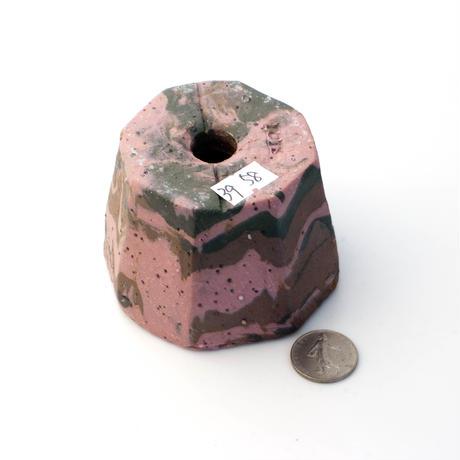 陶器製(2号ポット相当)植木鉢  KESc-ミカゲ-3958