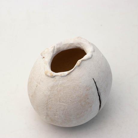 陶器製 多目的自由な植木鉢 TG-割れ-5071