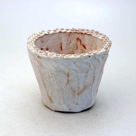 陶器製(2.5号ポット相当)多肉植物の欲しがる植木鉢 SMS-8914
