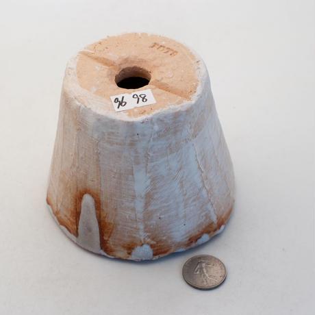 陶器製(3号ポット相当)多肉植物の欲しがる植木鉢 SMM-9698