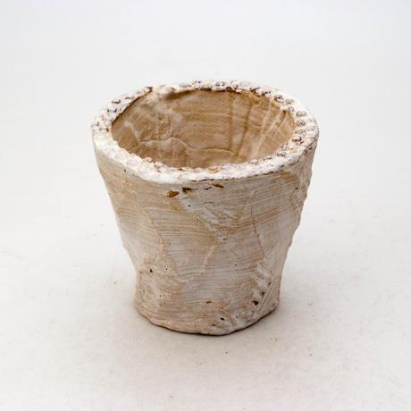陶器製(2号ポット相当)多肉植物の欲しがる植木鉢 OPSS-7218