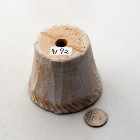 陶器製(2号ポット相当)多肉植物の欲しがる植木鉢 NSSS-9192
