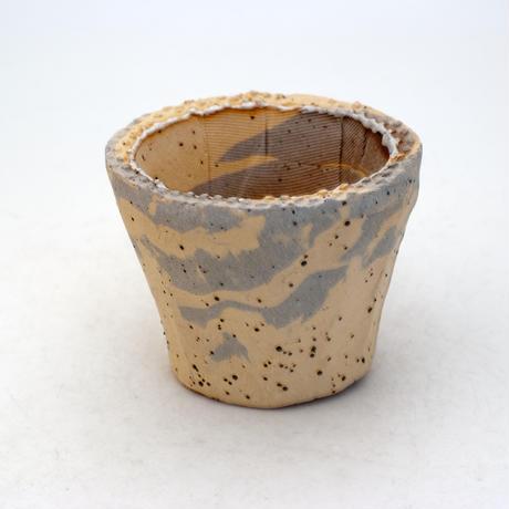 陶器製(2号ポット相当) 植木鉢  AASc-ミカゲ-9266
