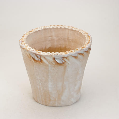 陶器製(3号ポット相当)多肉植物の欲しがる植木鉢 NSM-9948