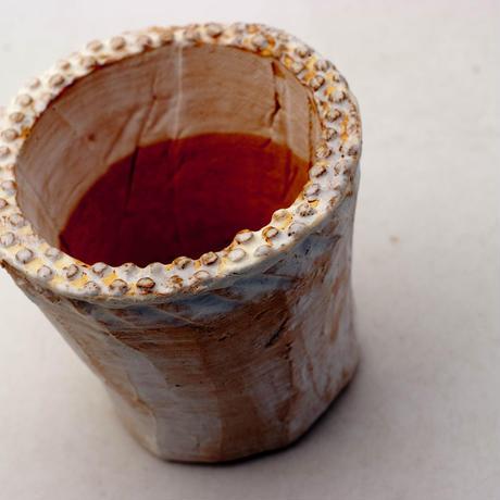 陶器製(2.5号ポット相当)多肉植物の欲しがる植木鉢 NSS-8965