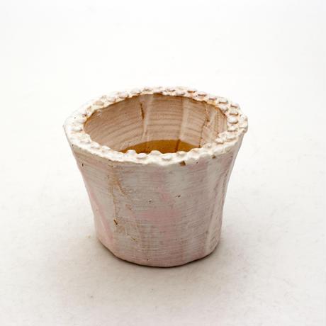 陶器製(1.5号ポット相当)多肉植物の欲しがる植木鉢 SMSSc-7018