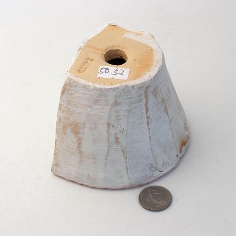 陶器製 多肉植物の欲しがる植木鉢 HPc-5052ピンク