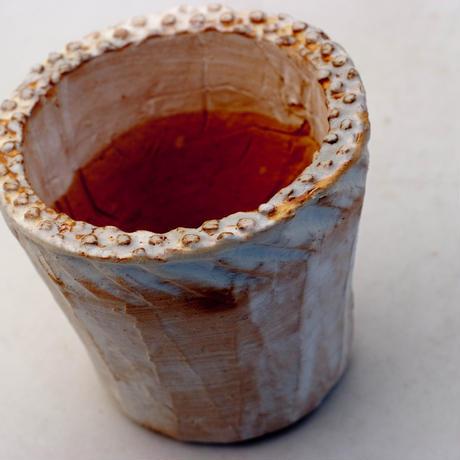 陶器製(2.5号ポット相当)多肉植物の欲しがる植木鉢 NSS-8966