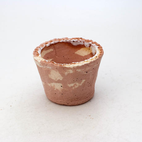 陶器製(1.5号ポット相当)多肉植物の欲しがる植木鉢 SMSSc-ミカゲ-8228