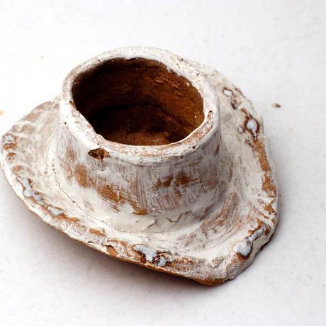 陶器製(1.5号ポット相当)多肉植物の欲しがる植木鉢 XC-3033